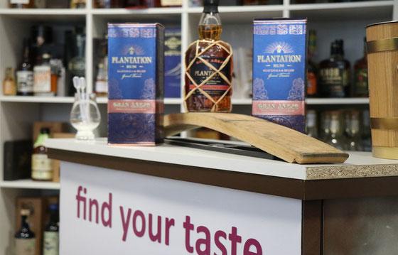 Rum Tasting mit Ralf Zindel bei Getränkewelt Weiser in Heppenheim