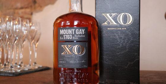 Rum Mont Gay XO - Foto Zindel