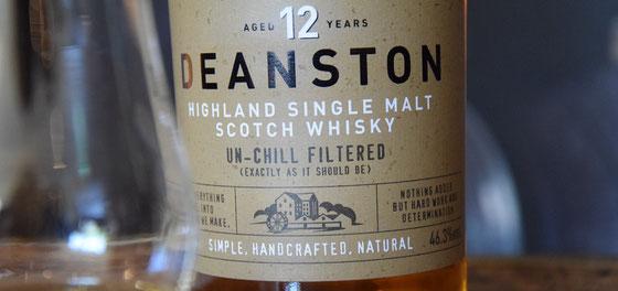 Deanston 12 Jahre Single Malt - Foto Ralf Zindel
