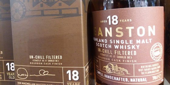 Deanston Single Malt 18 Years Old - Foto Ralf Zindel