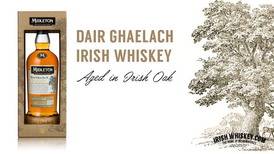 Midleton Dair Ghaelach Single Pot Still Whiskey