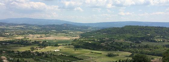 Hügellandschaften Im Nordosten der Region