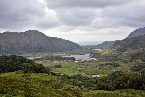 Irland Natur und Berge