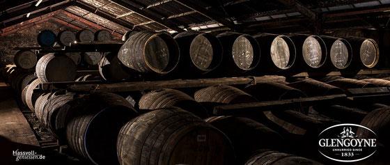 Glengoyne Warehouse - Foto Glengoyne Distillery
