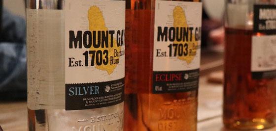 Rum Mount Gay Silver - Ralf Zindel