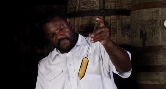 Mount Gay Master Blender Allan Smith