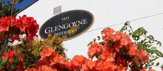 Glengoyne Distillery - Foto Ralf Zindel