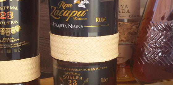 Zacapa Solera Etiqueta Nigra - Foto Zindel Ralf