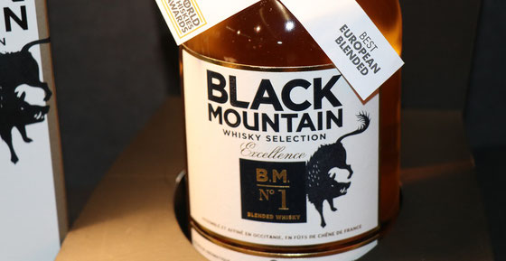 Black Mountain Whisky No. 1 Excellence - Foto Ralf Zindel