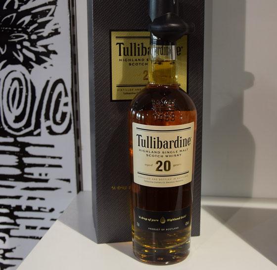 Tullibardine Single Malt 20 Jahre- Foto Ralf Zindel