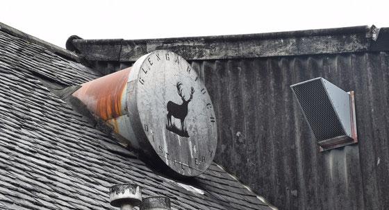 Glen Garioch in Old Meldrum - Foto Ralf Zindel