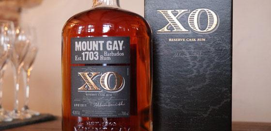 Mount Gay Rum XO - Ralf Zindel