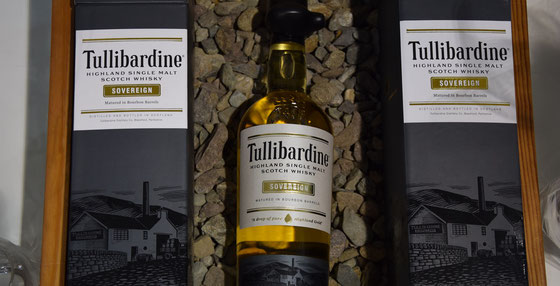 Tullibardine Souvereign Single Malt - Foto Ralf Zindel