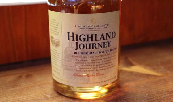 Highland Journey - Blended Malt von Hunter Laing - Ralf Zindel