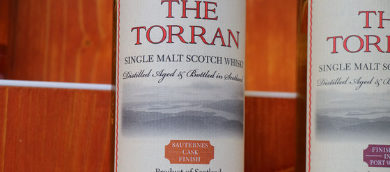 The Torran Single Malt Finished in Sauternes Casks - Ralf Zindel