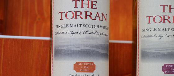 The Torran Single Malt Finished in Sauternes Casks - Ralf Zindel