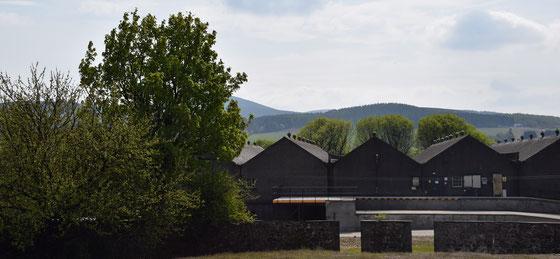 Dunnage Warehouses Macallan Distillery - Foto Ralf Zindel