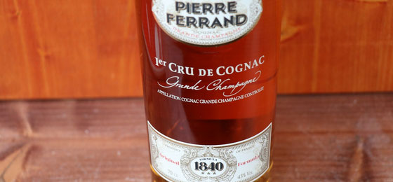 Pierre Ferrand 1840 Original Cognac - Foto Ralf Zindel