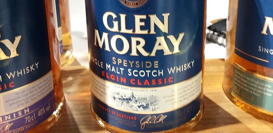 Glen Moray Classic Single Malt - Foto Ralf Zindel
