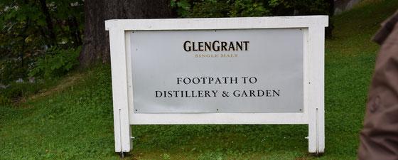 Glen Grant Distillery - Foto Ralf Zindel
