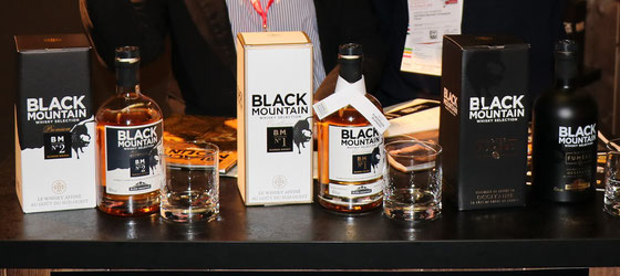 Black Mountain Whiskys - Foto Ralf Zindel