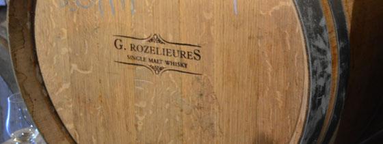 G. Rozelieures - Whisky de Lorraine
