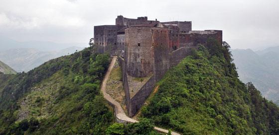 Haiti Geschichte - Citadelle Ferriere