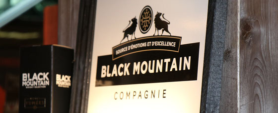 Black Mountain Distillery - Foto Ralf Zindel