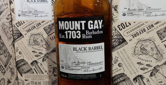 Mount Gay Black Barrel - Foto Ralf Zindel