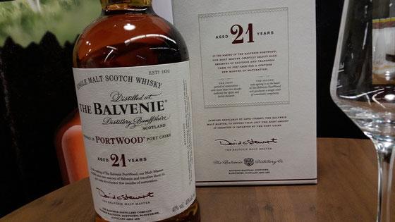 The Balvenie Port Wood 21 Jahre