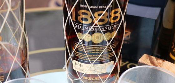 Rum Brugal 1888 - Foto Ralf Zindel