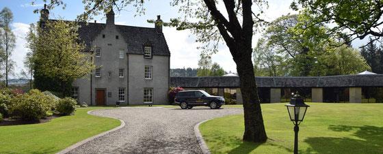 Easter Elchie House - Macallan Distillery - Foto Ralf Zindel