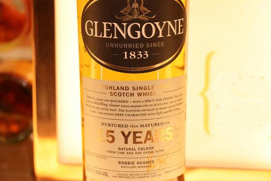 Glengoyne Single Malt 15 Jahre - Foto Ralf Zindel