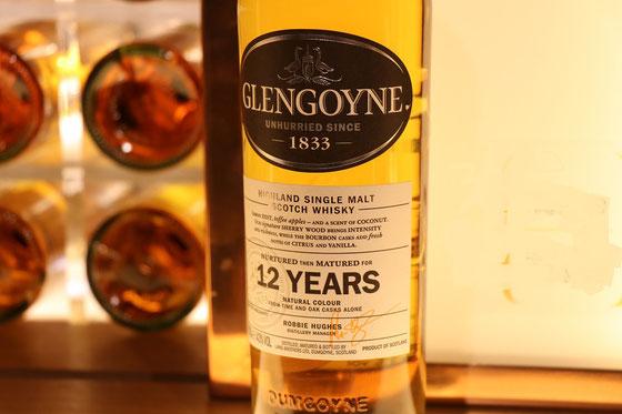 Glengoyne Single Malt 12 Jahre - Foto Ralf Zindel