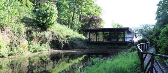 Glengoyne Visitor Center - Foto Ralf Zindel
