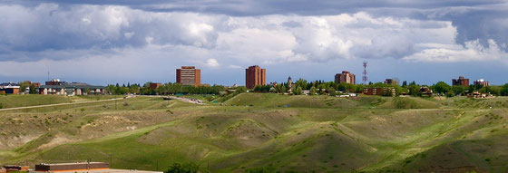 Lethbridge, Alberta