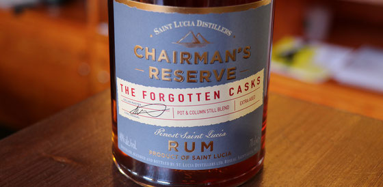 "Chairman`s Reserve Rum ""The Forgotten Casks"" - Ralf Zindel"