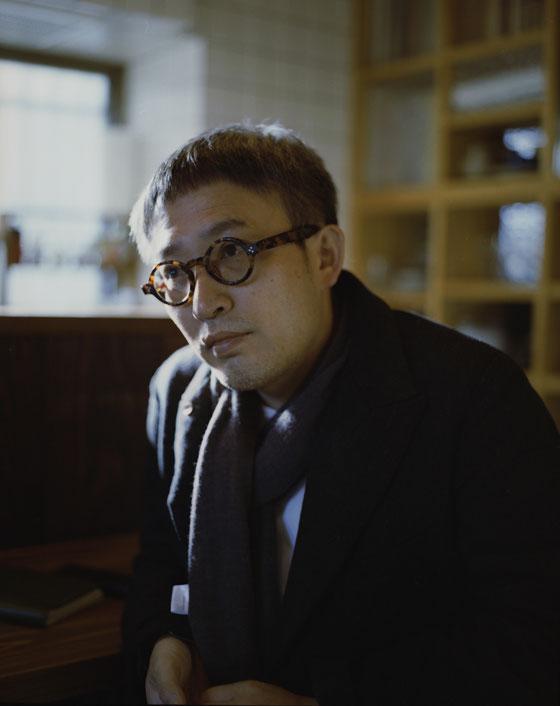 小野正嗣 / UOMO magazine
