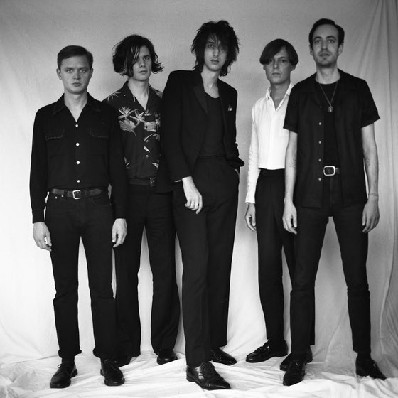 The Horrors  / madame FIGARO magazine