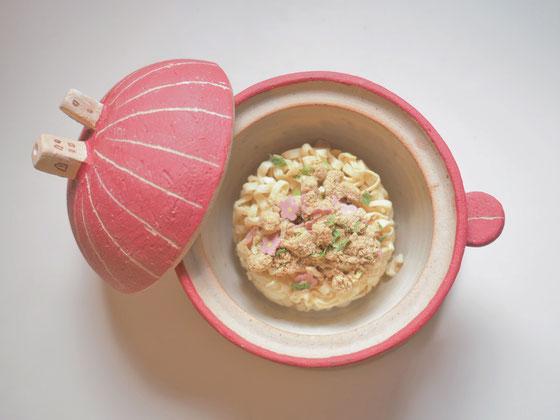 インスタント麺/ミニミニ土鍋