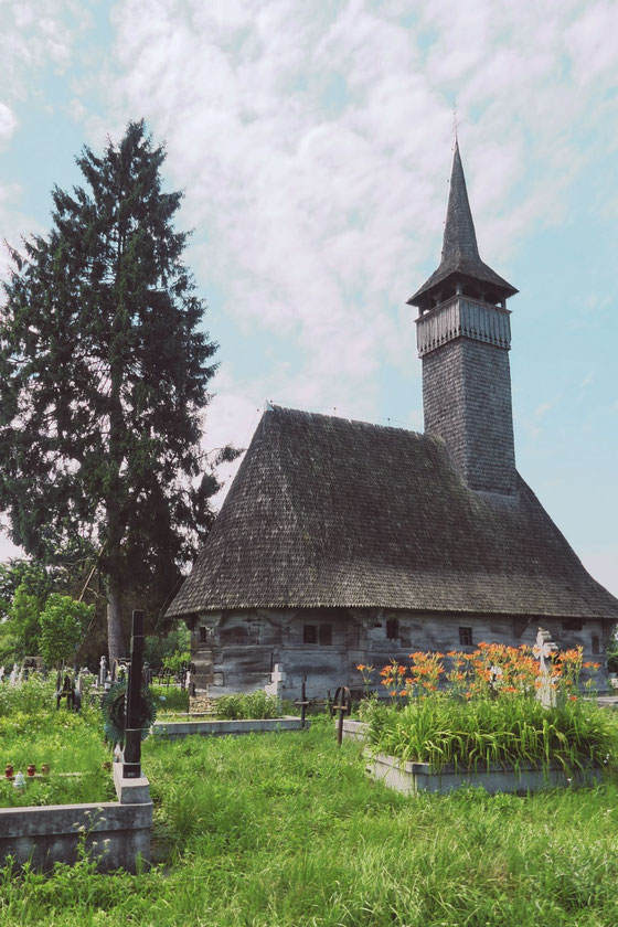 bigousteppes église maramures roumanie