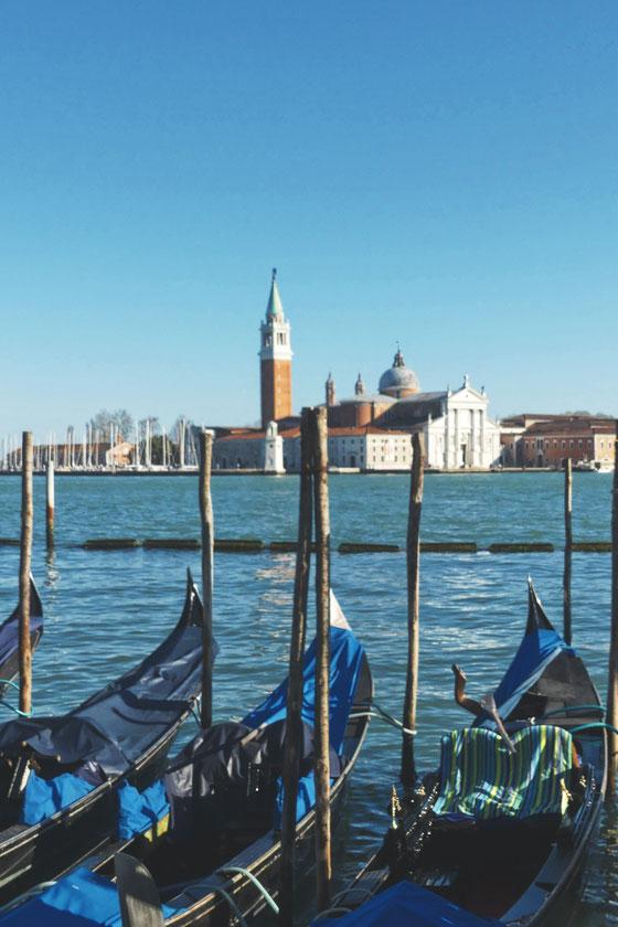 BIGOUSTEPPES VENISE ITALIE GONDOLE