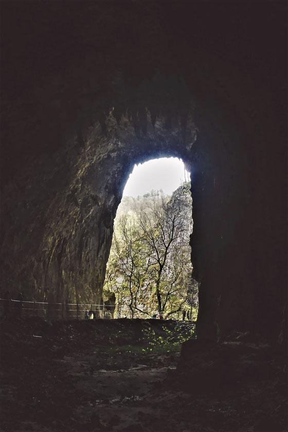 bigousteppes grotte skocjan slovénie