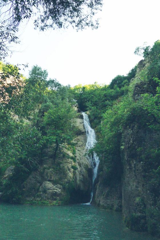 cascade bulgarie balkans tour bigousteppes