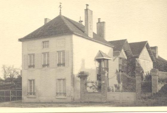 La maison de mon grand-père