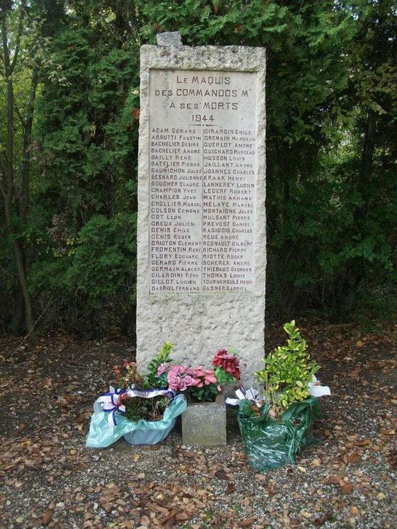 Monument de Charmont sous Barbuise