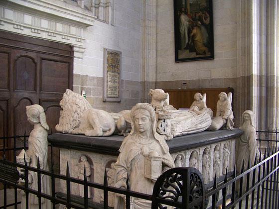 Tombeau de La Moricière