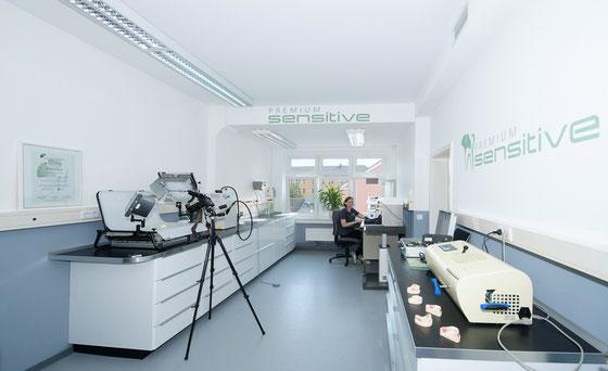 Ein eigener Raum für Ihre Premium sensitive ® - Arbeiten.
