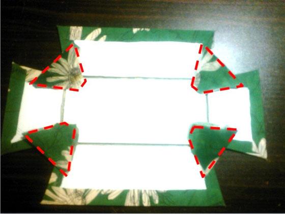折りたたみ式トレイ_カルトナージュの作り方_06