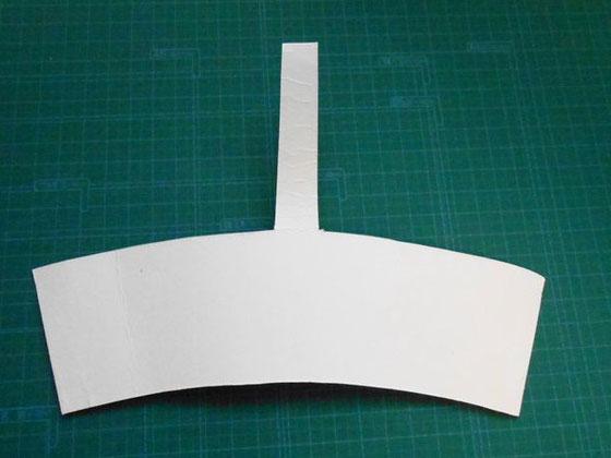 紙コップホルダー_カルトナージュの作り方_01